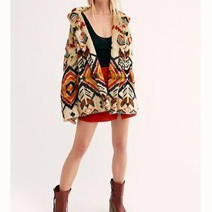 Freepeople Carmella Fur Coat